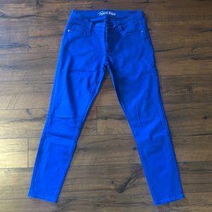 Old Navy Rockstar Blue Jeans